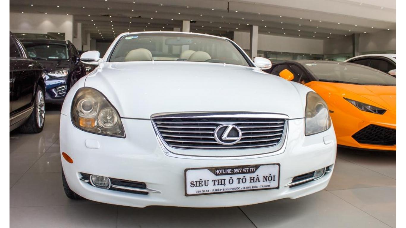 Lexus SC430 2008 - Siêu thị ô tô Hà Nội