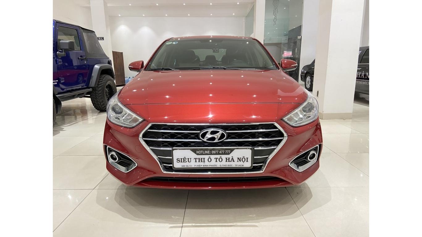 Hyundai Accent 1.4AT 2020 - Siêu thị ô tô Hà Nội