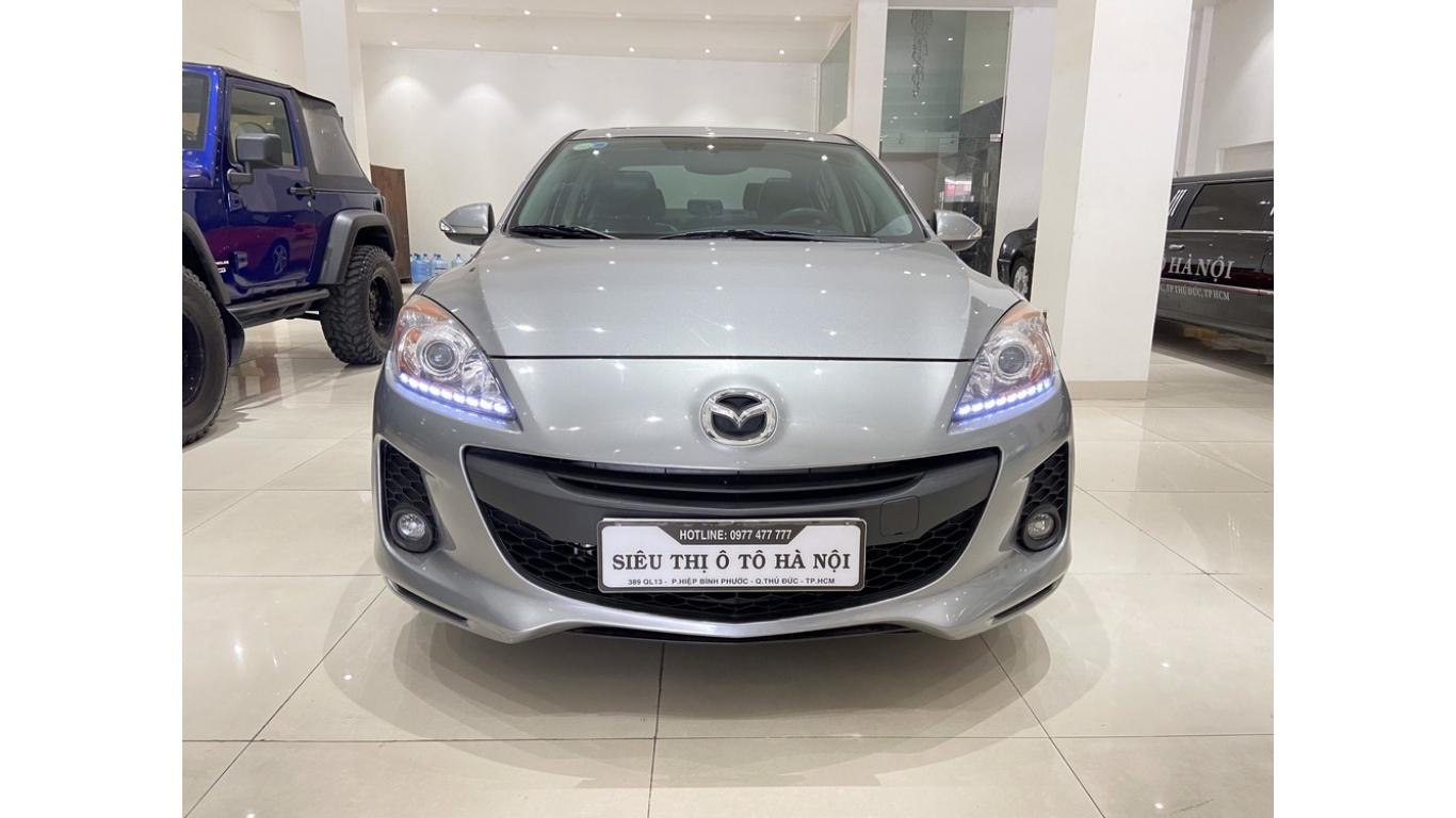 Mazda 3s 1.6 AT 2014 - Siêu thị ô tô Hà Nội
