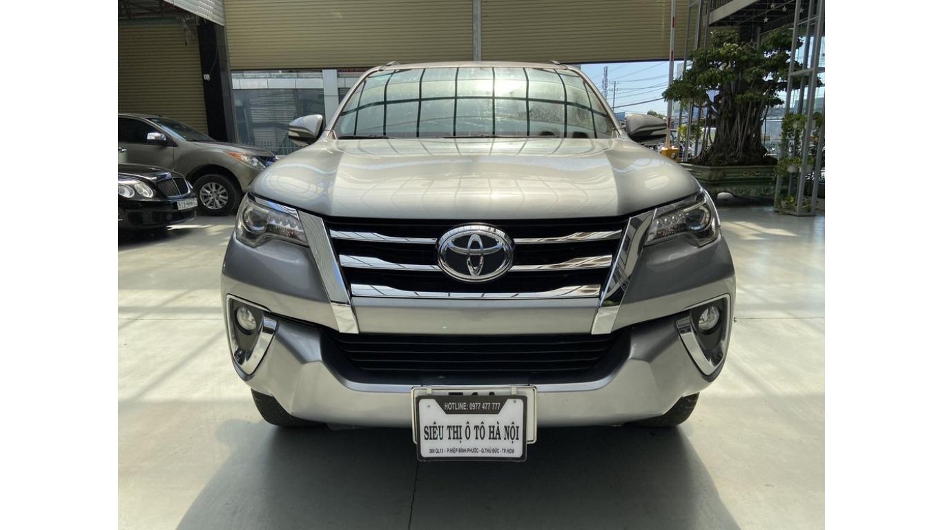 Toyota Fortuner 2.7AT 2017 - Siêu thị ô tô Hà Nội