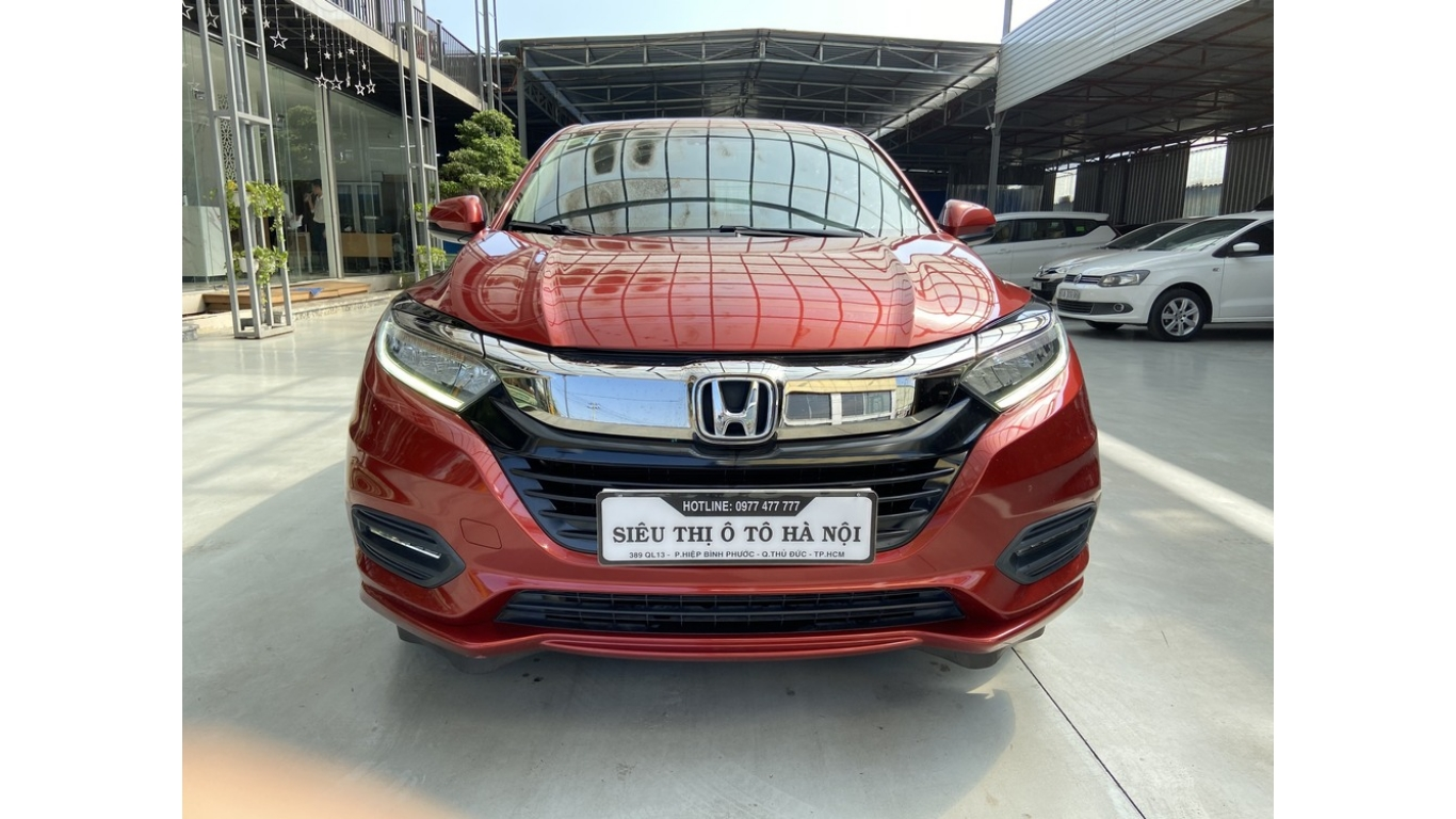 Honda HR-V L 2019 - Siêu thị ô tô Hà Nội