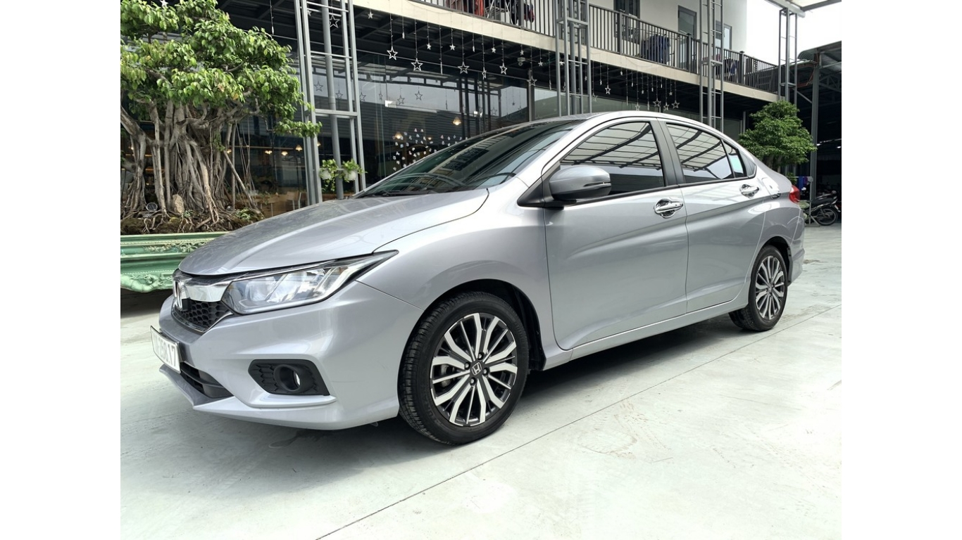 Honda City 1.5 CVT 2020 - Siêu thị ô tô Hà Nội