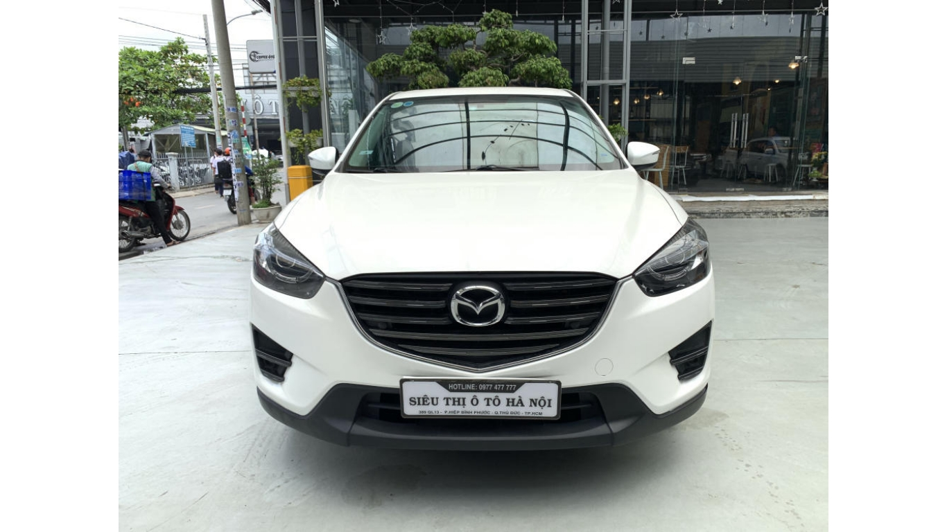 Mazda Cx5 2.5 2016 - Siêu thị ô tô Hà Nội