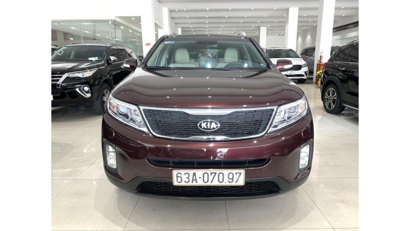 Kia Sorento GATH 2017 - Siêu thị ô tô Hà Nội