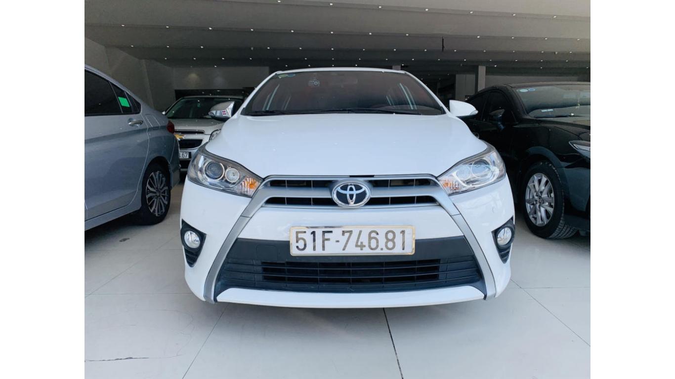 Toyota Yaris G 2016 - Siêu thị ô tô Hà Nội