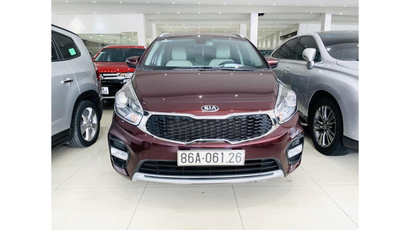 Kia Rondo GAT 2017 - Siêu thị ô tô Hà Nội
