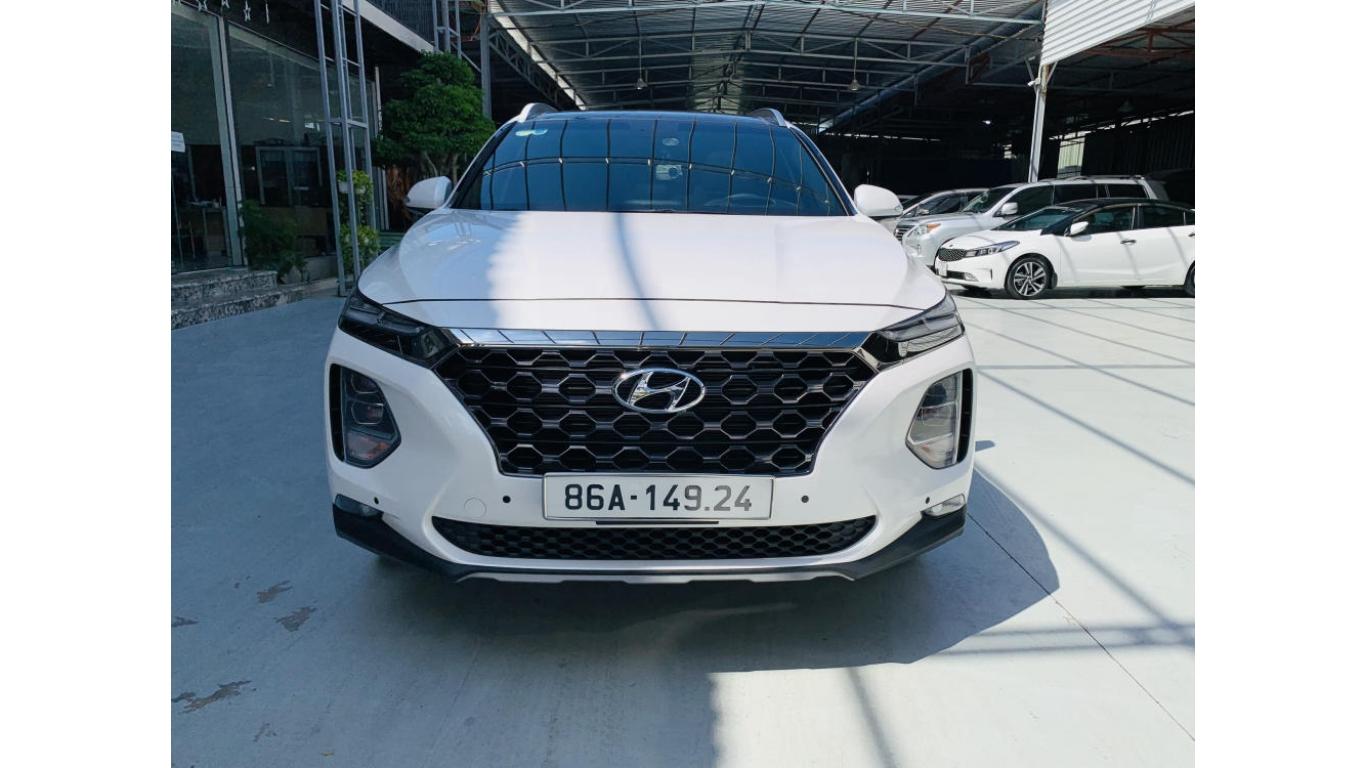 Hyundai Santafe 2020 - Xăng Cao Cấp - Siêu thị ô tô Hà Nội