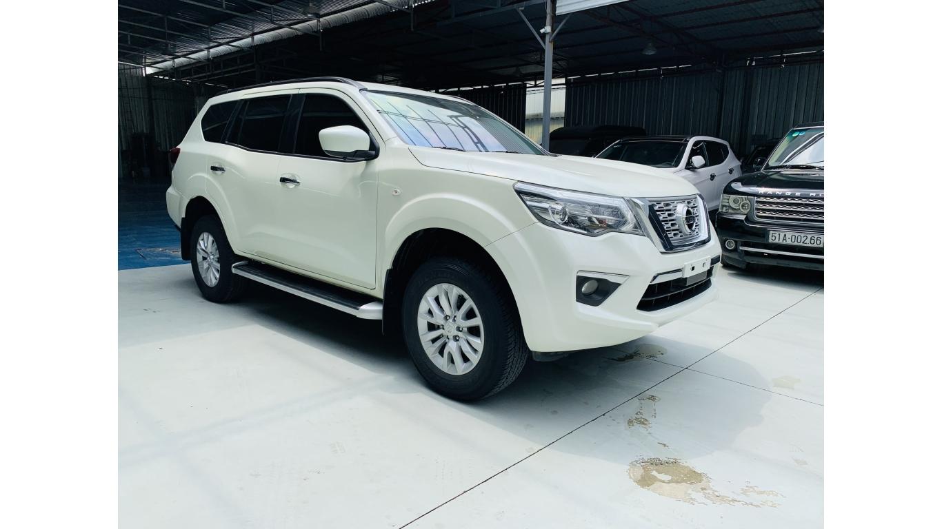 Nissan Terra 2.5 MT 2018 - Siêu thị ô tô Hà Nội