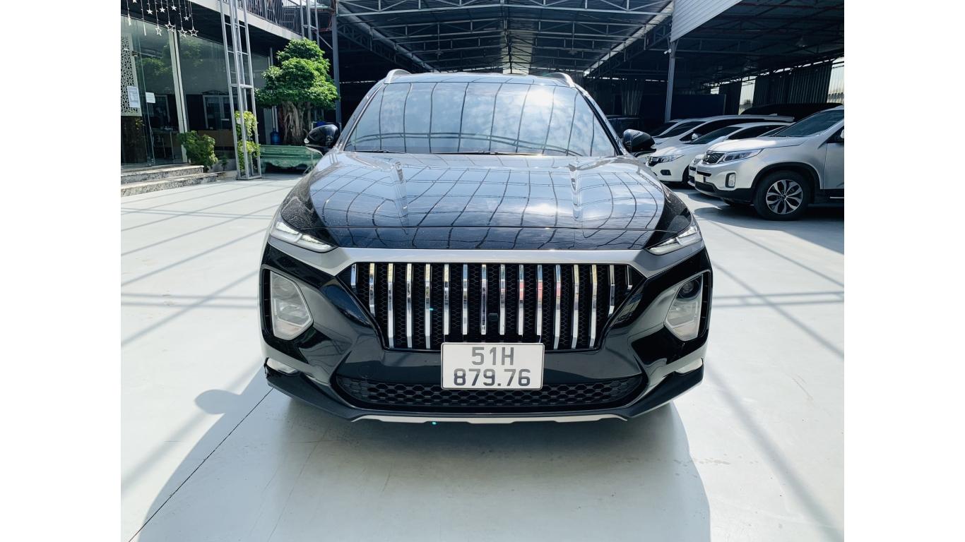 HYUNDAI SANTAFE 2.2 AT 2020 - Siêu thị ô tô Hà Nội