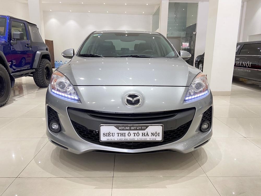 Mazda 3s 1.6 AT 2014