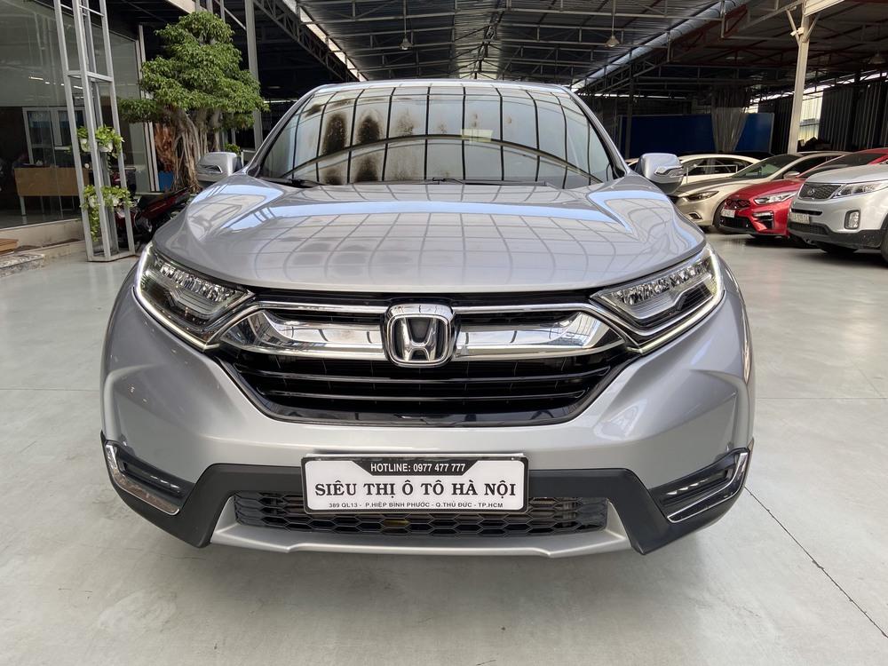 Honda CRV 1.5L Turbo 2018