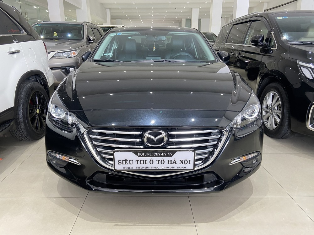 Mazda 3 1.5 SD 2019