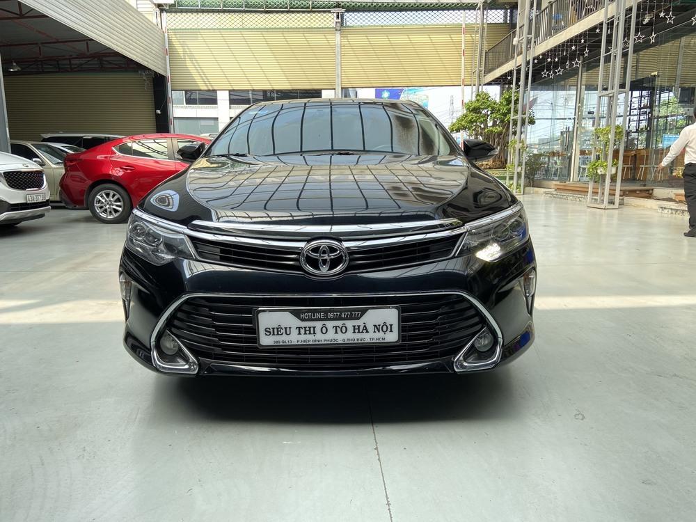 Toyota Camry 2.0E 2018