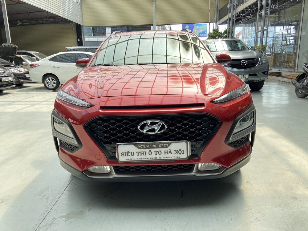 Hyundai Kona 2.0AT 2019