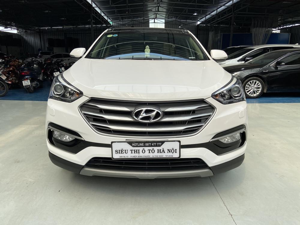 Hyundai Santafe 2.2 Dầu ĐB 2018