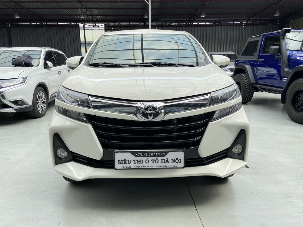 Toyota Avanza 1.5AT 2019