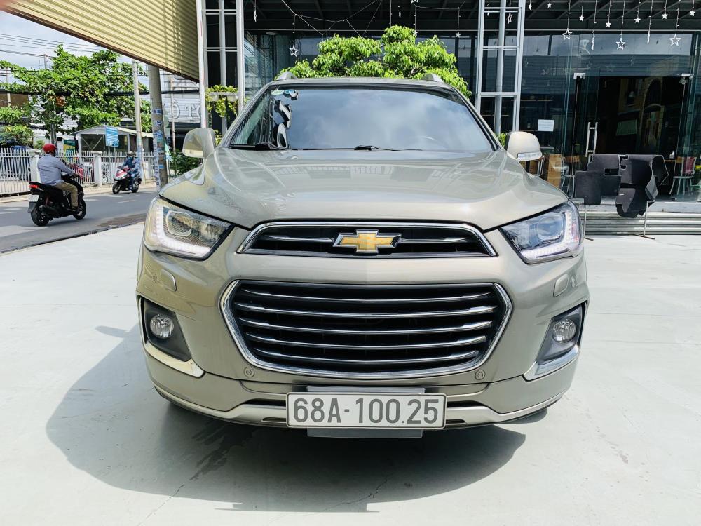 Chevrolet Captiva LTZ 2018