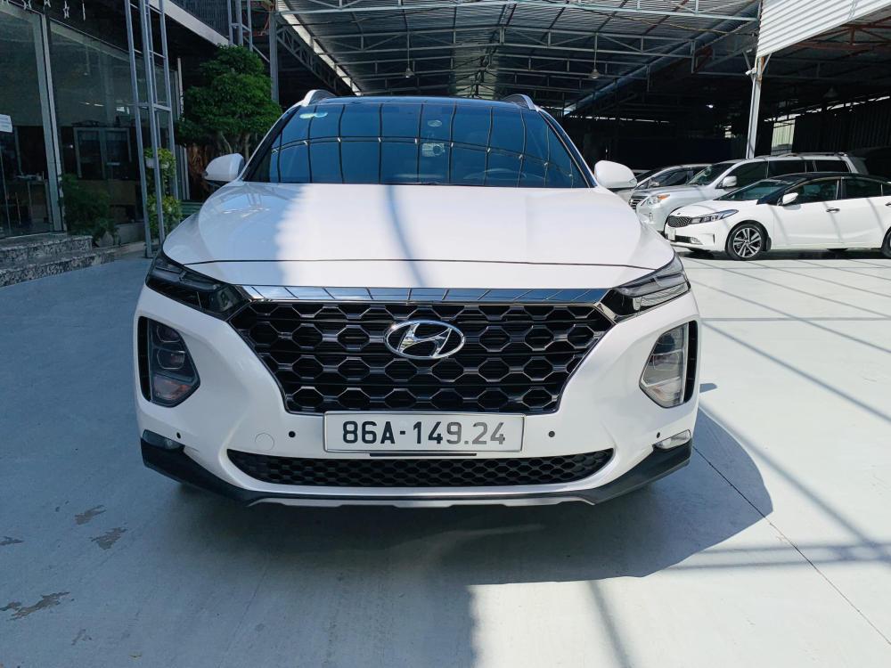 Hyundai Santafe 2020 - Xăng Cao Cấp