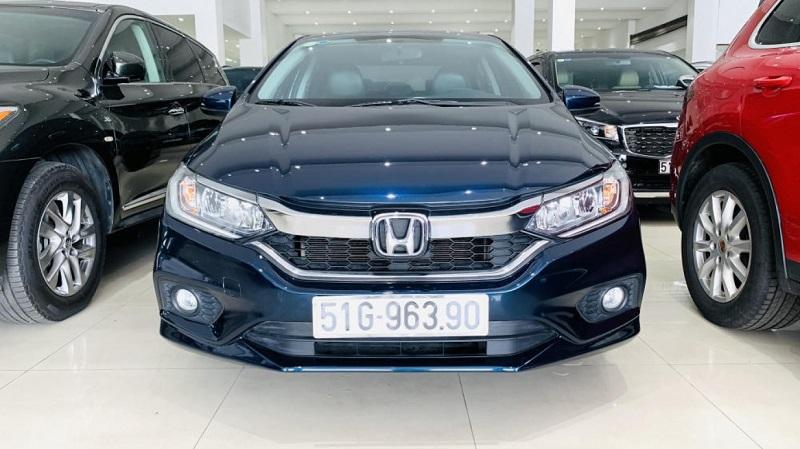 Honda City 1.5 CVT 2019